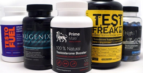 prendre muscle rapidement booster testosterone