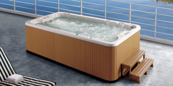 1 spa de nage