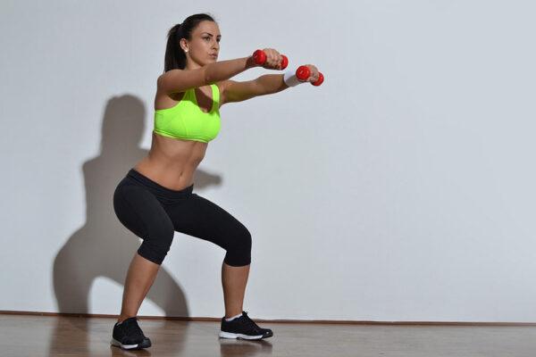 1 squat