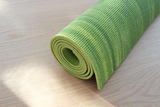 Tapis de yoga Chin Mudra confort bio