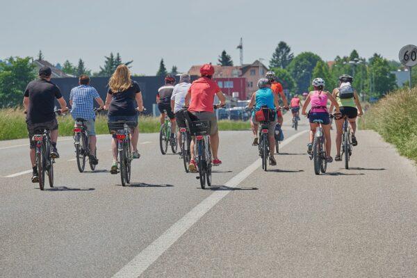 Pratique du vélo